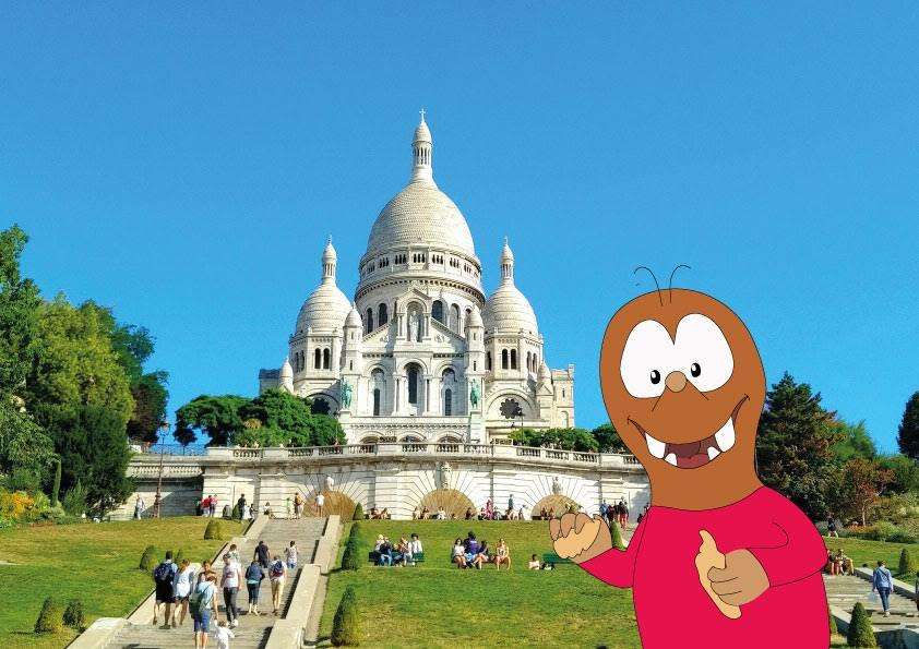 best restaurants in Paris for families_Sacré-Cœur Basilica_Tapsy Blog