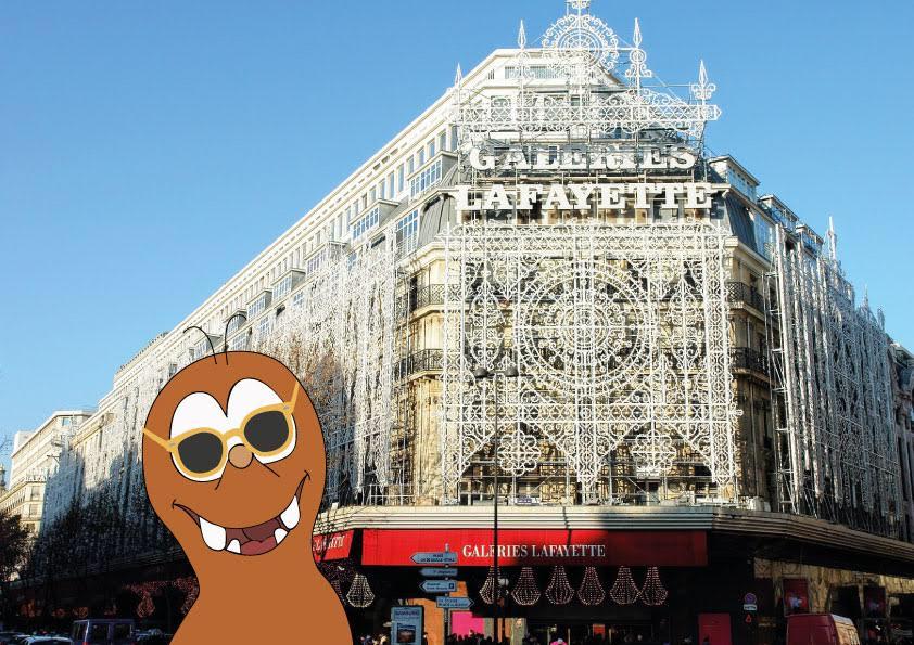 best restaurants in Paris for families_Galleries Lafayette_Tapsy Blog