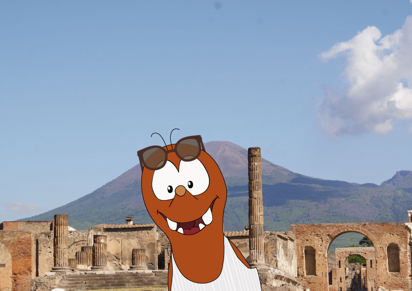 Amalfi coast family holidays_Tapsy Tour of Pompeii