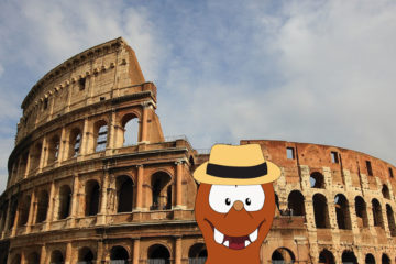 where to stay in rome with kids - Colosseum - Tapsy Blog
