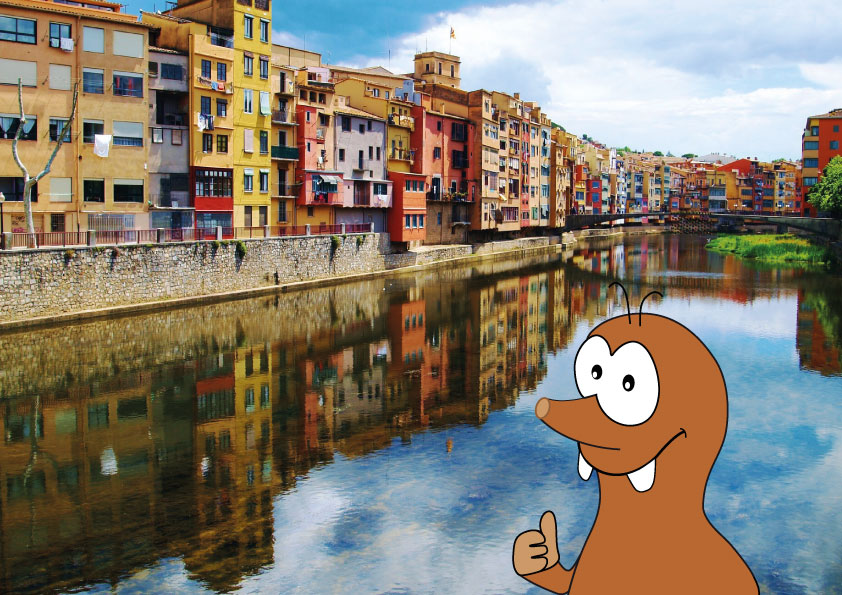 day trips from Barcelona with kids_Girona_Tapsy Blog