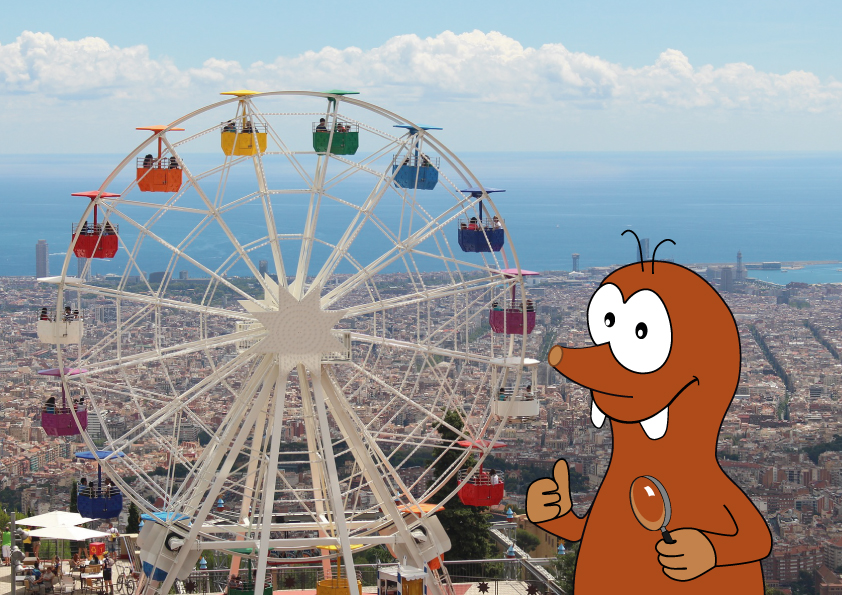 things to do in Barcelona with kids_Tibidabo_Tapsy Blog