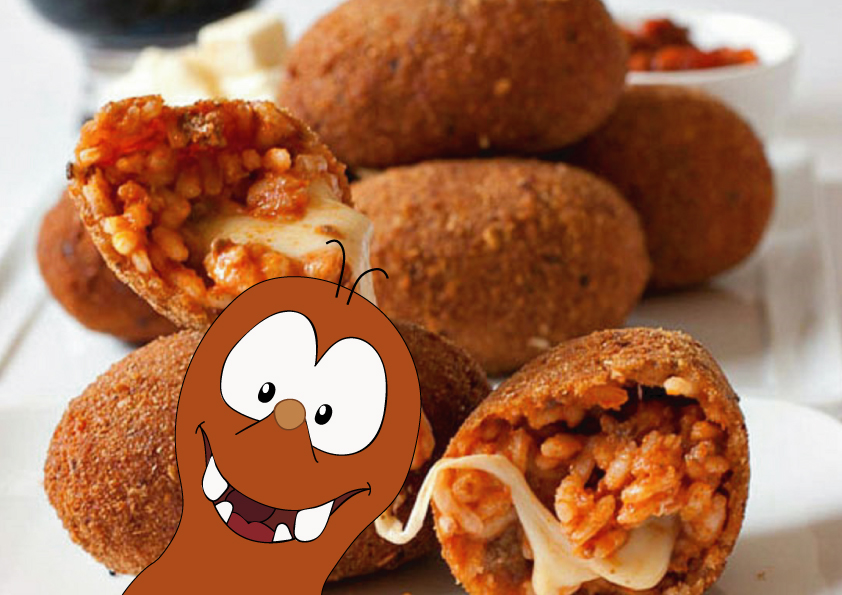 Italian snacks_supplì_Tapsy Blog