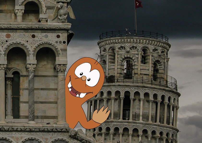 Leaning Tower of Pisa facts for kids_Tapsy Blog