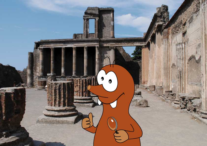 family holidays to Naples-Tapsy Tour in Pompeii