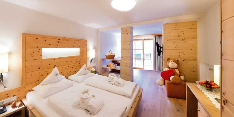 Best family hotels in Italy - Familienhotel Sonnwies - Tapsy Blog