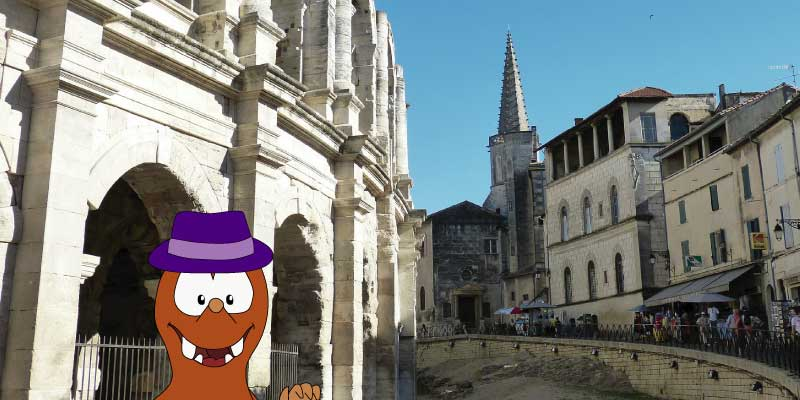 day trips from Marseille with kids-Arles-Tapsy Blog