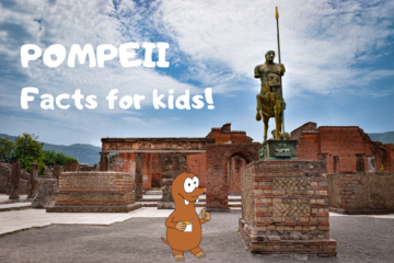 pompeii for kids