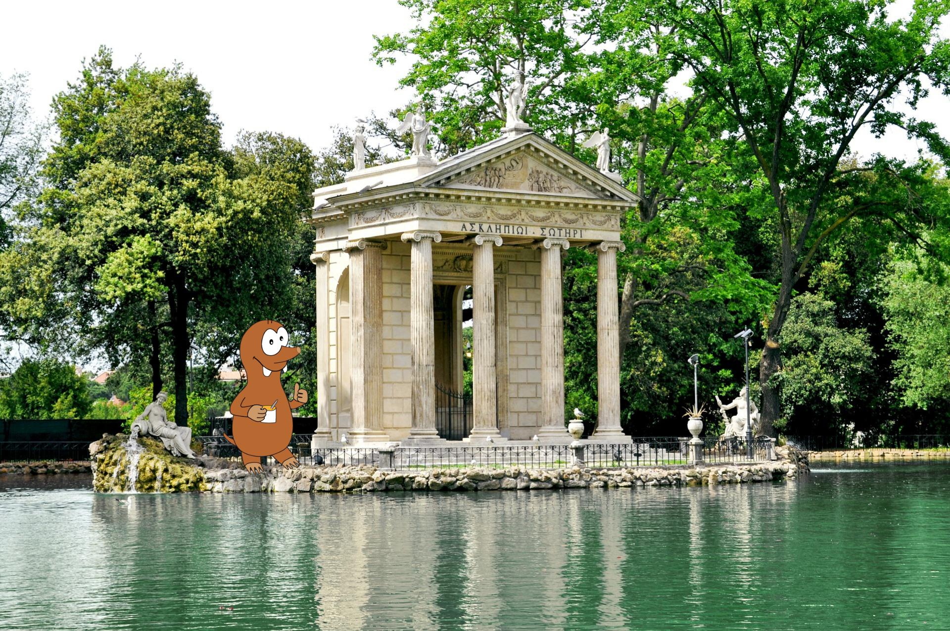 outdoor activities in rome