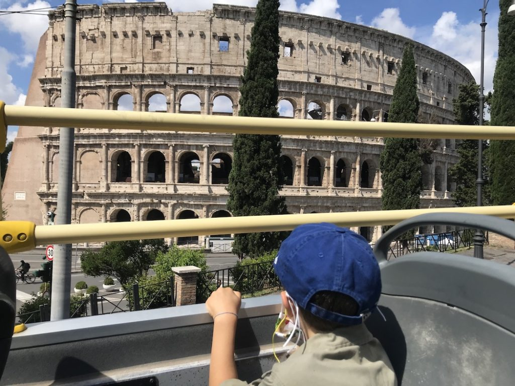 rome tours for kids