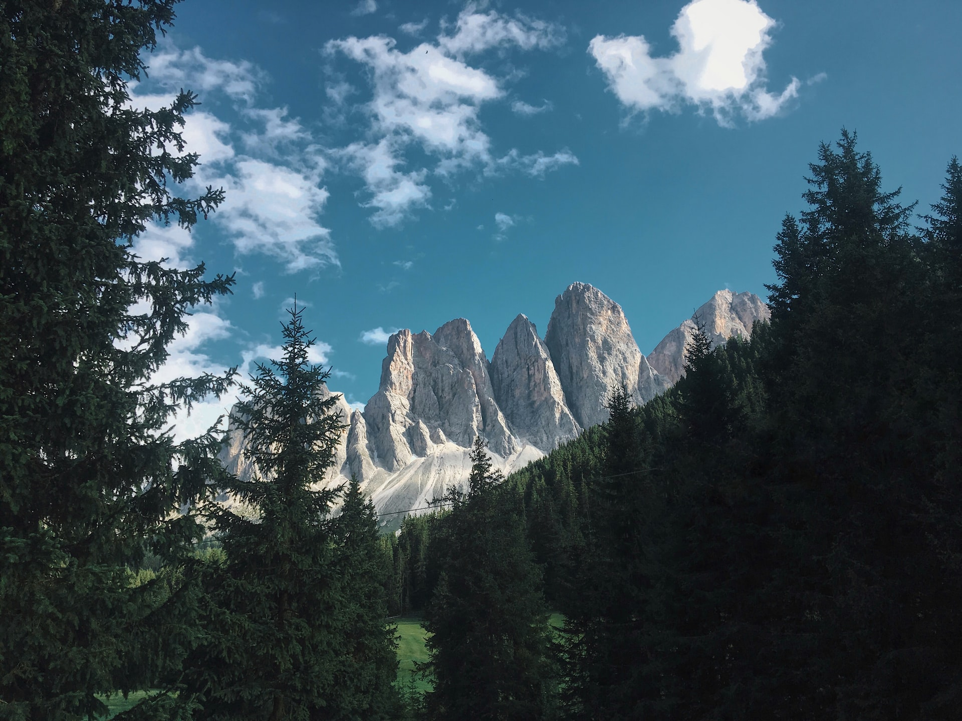 hike in italy