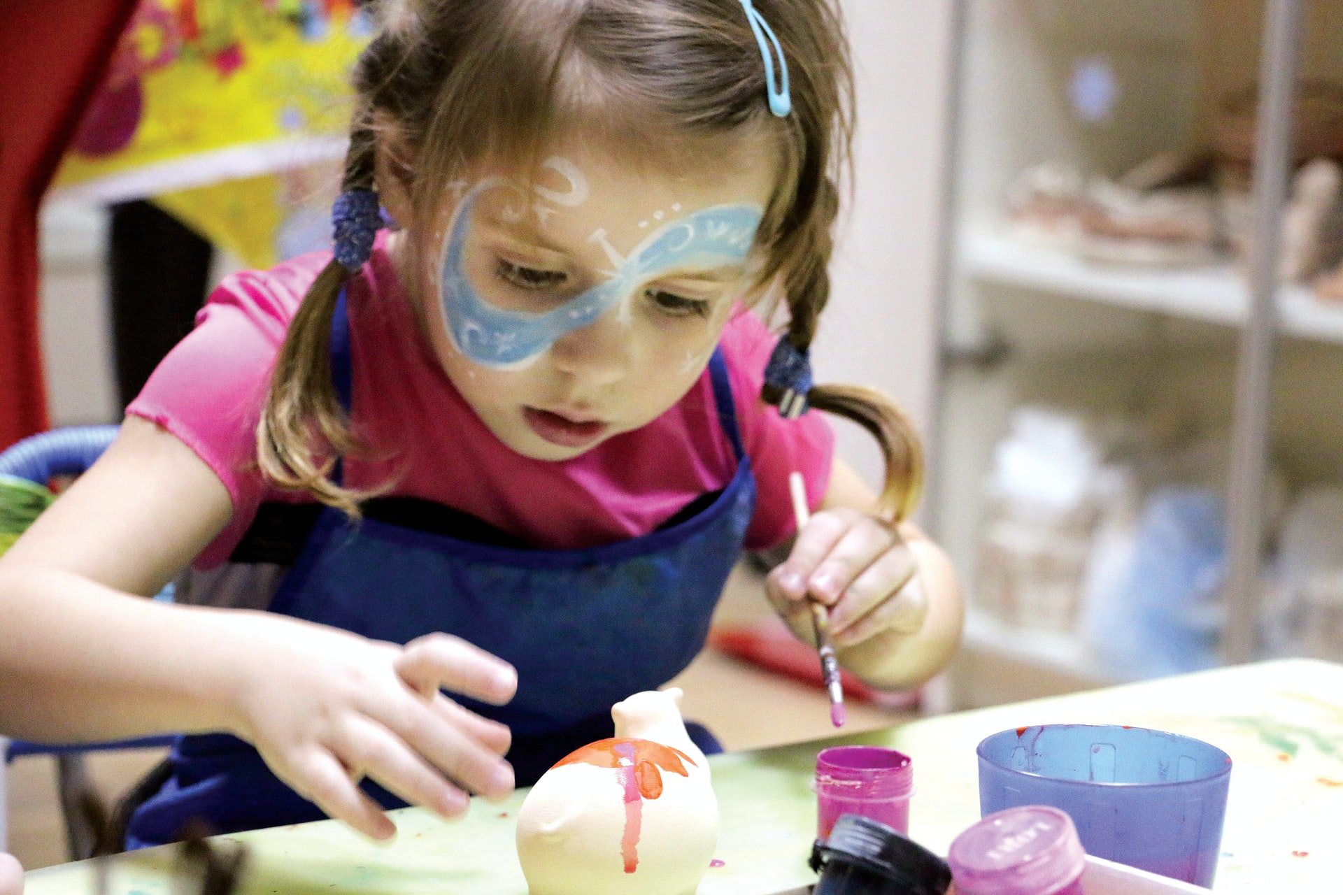 Best activities for kids to learn through play